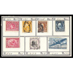 Почтовые марки. Сделки с коллекционерами почтовых марок