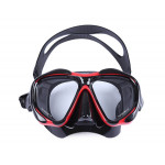 Современная маска для подводного плавания