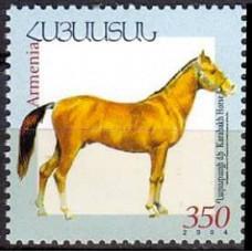 2005 Armenia Michel 501 Horses 2.50 ?