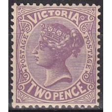 1901 Austaralien - Victoria Mi.134A * Victoria 10.00 €