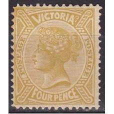 1901 Austaralien - Victoria Mi.137 * Victoria 8.00 €