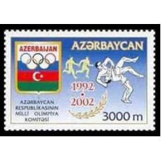 2002 Azerbaijan Mi.512 Olympiad Kamitet 3.50 ?