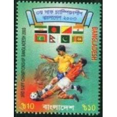 2003 Bangladesh Mi.813 Football 1.70 ?