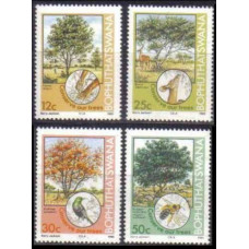 1985 Bophuthatswana Mi.144-147 Fauna 3.60 €