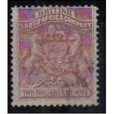 1892 British Sount Africa Michel 5 used 45.00 €