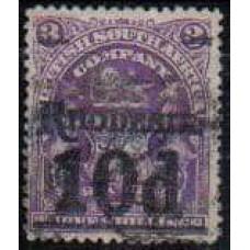 1909 British Sount Africa Michel 99 used 16.00 €
