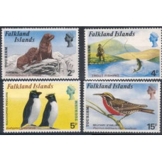 1966 Falkland Islands Mi.222-225 Tourism 40,00 €