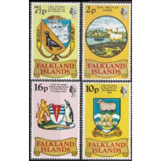 1975 Falkland Islands Mi.236-239 Sea fauna 10,00 €