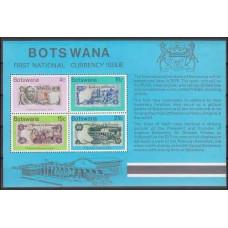1976 Botswana Michel 151-154/B11 3.00 €