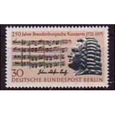 1971 Berlin, West Mi.392 Muzica 0,90 €