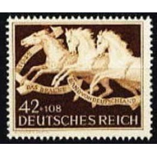 1942 Germany Reich Mi.815** 10.00 €