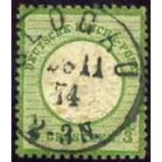 1872 Germany Mi.17 (20.00)