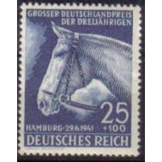 1941 Germany Reich Mi.779 ** Horses 17.00 €