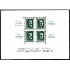 1937 Germany Reich Mi.648/B9 ** Adolf Hitler 300,00 €