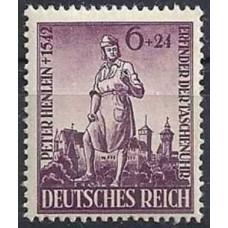 1942 Germany Reich Mi.819** 2,20 €
