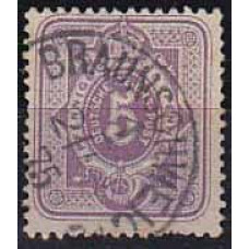 1875 Germany Reih Michel 32 used 5.00