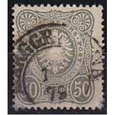 1875 Germany Reih Michel 36 used 15.00 €