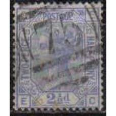 1881 Great Britain Michel 59 used Victoria 14.00 €