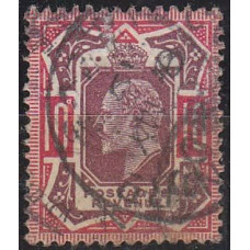 1902 Great Britain Michel 113 used Edward VII 25.00 €