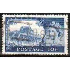 1955 Great Britain Michel 280 I used Elizabet II 15.00 €