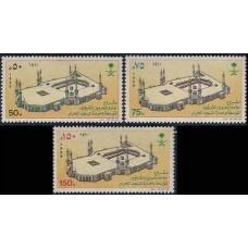 1989 Saudi Arabia Michel 959-961** 4.00 €