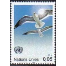 1986 UN Geneva Mi.142 Definitives 0,40 €
