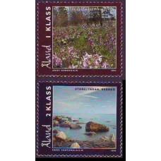 2004 Aland Mi.241-242 Landscape 2.20 €