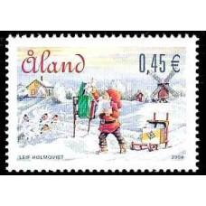 2004 Aland Mi.243 Christmas 0.90 €