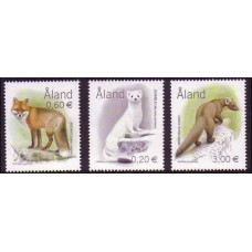 2004 Aland Mi.229-231 Fauna 9.00 €