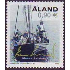 2004 Aland Mi.233 Mauno Koivisto 1.80 €