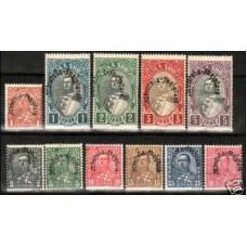 1928 Albania Michel 188-98* 80.00 €
