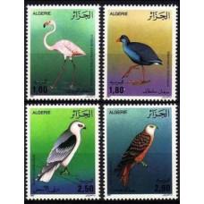1987 Algeria Mi.948-951 Birds 8,00 €