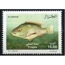 2007 Algeria Mi.1538 Sea fauna 1,10 €