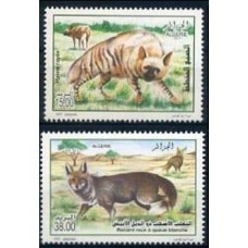 2007 Algeria Mi.1529-30 Fauna 4,00 €