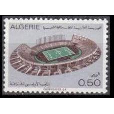 1972 Algeria Mi.592 Stadions 0,80 €