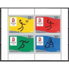 2008 Angola Michel B? 2008 Olympiad Beijing €