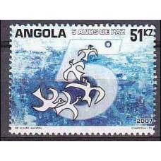 2007 Angola Michel 1777 €