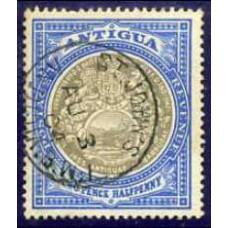1903 Antigua SG 34 (GBP 16.00)