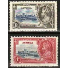 1935 Antigua Michel 71-72* George V 7.00 €
