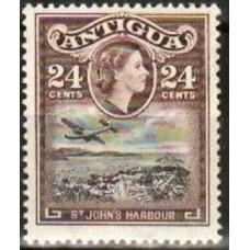 1963 Antigua Michel 138*w6 Elizabet II 4.00 €