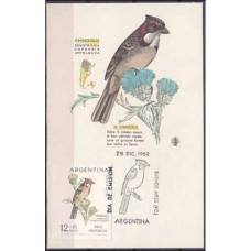 1962 Argentina Maximum card Chingolo €