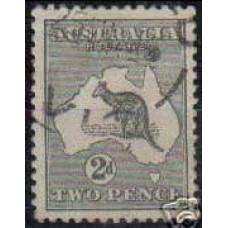 1915 Australia Michel 41 IIx Wz4 PL II used 9.00 €