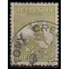 1913 Australia Mi.9 IIxa Wz2 25.00 €