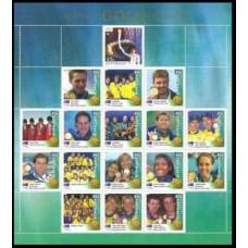 2000 Australia Mi.1973-1988+1997KL II 2000 Olympiad Sydney 90,00 €
