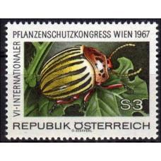 1967 Austria Mi.1243 Insects 0,70 €