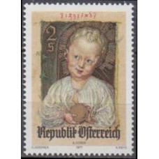 1971 Austria(R.Qsterreich) Mi.1379 Durer