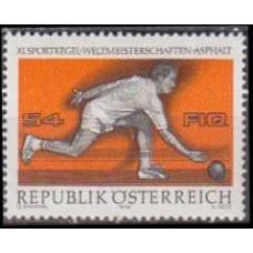 1976 Austria(R.Qsterreich) Mi.1513 Sport