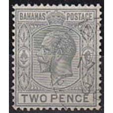 1927 Bahamas Mi.77used 4.60 €