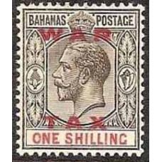 1919 Bahamas Mi.67 * George V 16,00 €