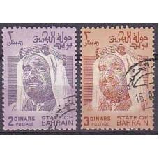 1980 Bahrain Michel 296-297 used 36.00 €